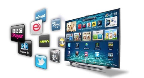 Sviluppo APP per Smart TV Samsung, LG, Philips e Toshiba